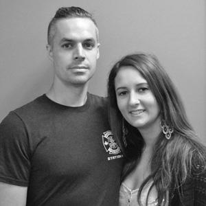 Chris & Allison Bayliss