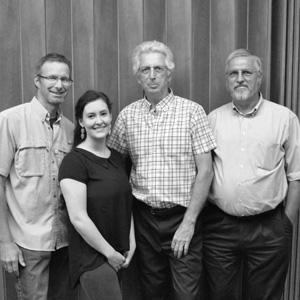 Bianca Dudenhoffer, Owen Kimmond, Peter Fox, John Verkuyl